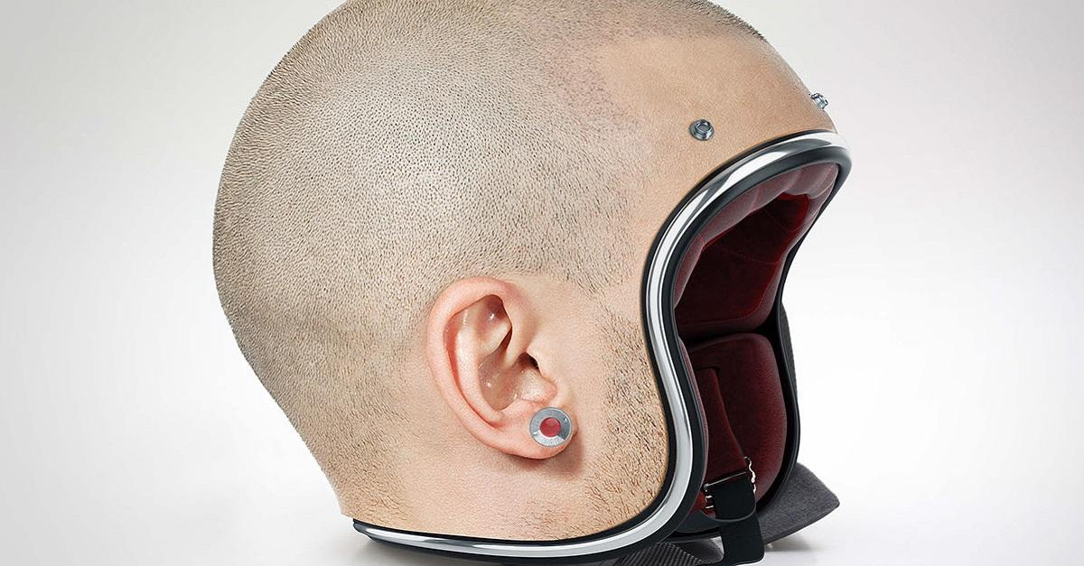 Looking For A New Motorcycle Helmet? Now You Can Have One With An Image Of Your Head Printed Right On It!