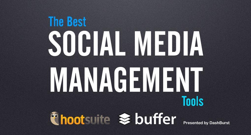 11 Best Social Media Management Tools