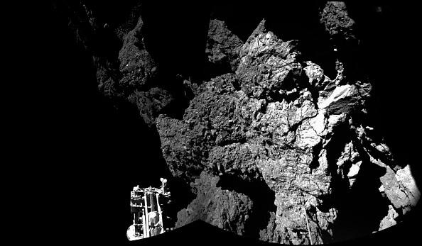 Comet Could Be Home to... - Space | Daniel Zeevi