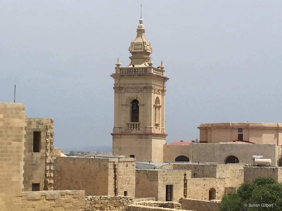 Citadel in Gozo