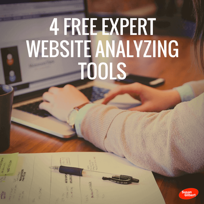 4 Free Website Analyzing Tools That Give Pro Insights