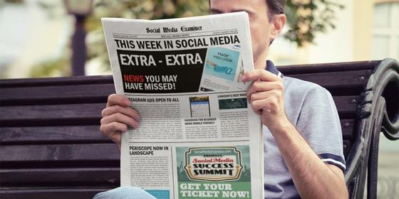 Instagram Ads Now Available to All Businesses: This Week in Social Media