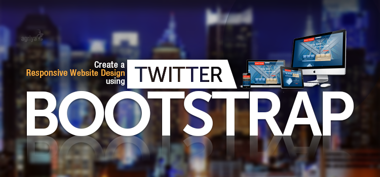Create a Responsive Website Design using Twitter Bootstrap
