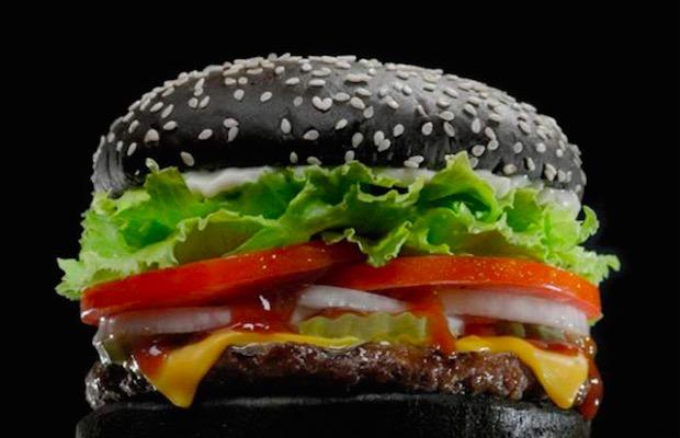 "Burger King launches ""goth"" burger just in time for Halloween - Alternative Press"