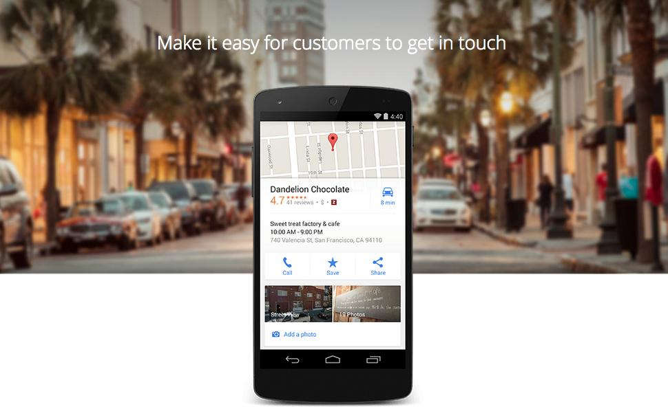 Google My Business | Benefits for Brick and Mortar Business