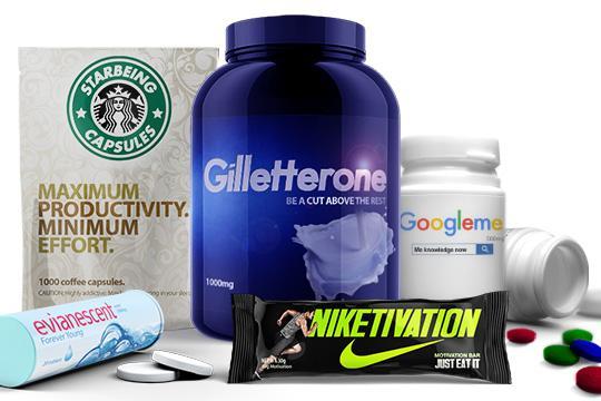 Vitamin Branding: Top B... - Entertainment   Printsome