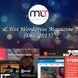 6 Best & Hot WordPress Magazine Themes (Dec 2015) | ModernLi...