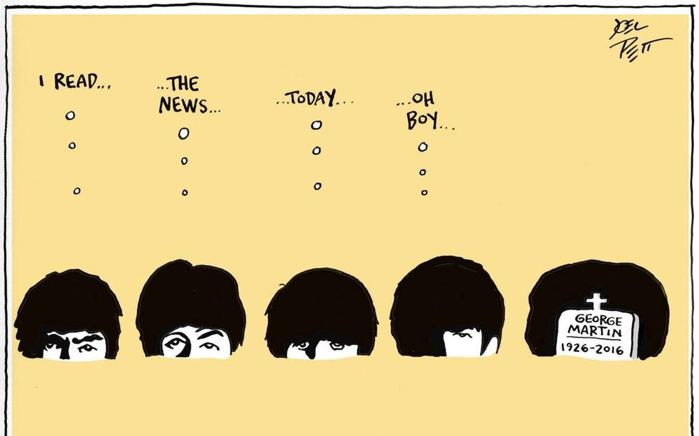 The day the Beatles came to every town (and the man who paved the way)
