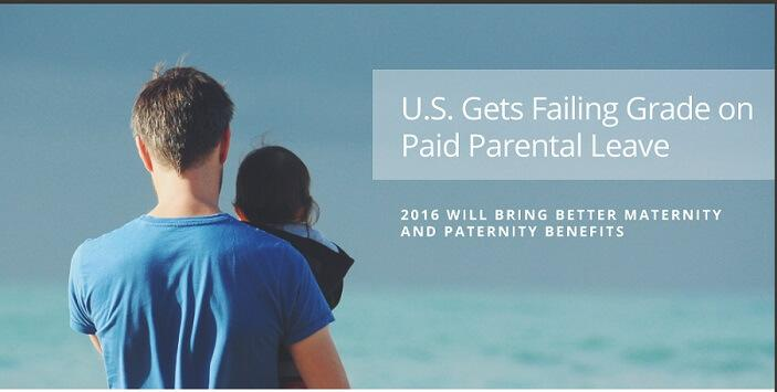 US Workers Need More Paid Parental Leave