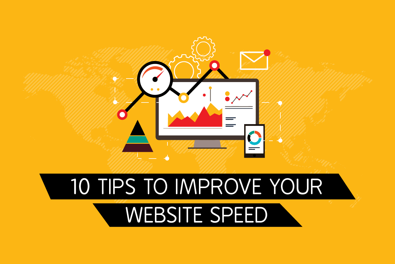 10 tips to improve your website speed. - Blog   Infinista Concepts
