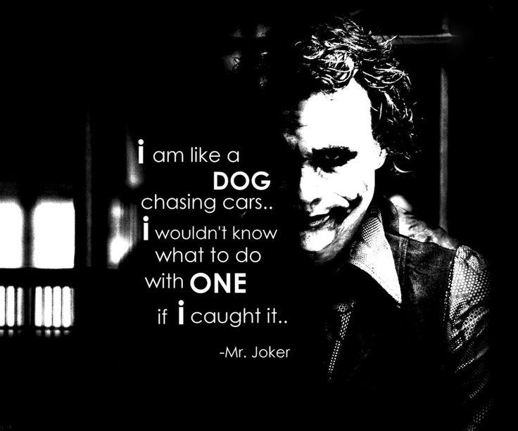 "30 Best and Crazy Joker Quotes and Images from All Batman Movies - ""Quote Academy"""