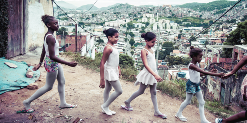 How a Ballet School in the Slums of Brazil Is Changing Girls' Lives