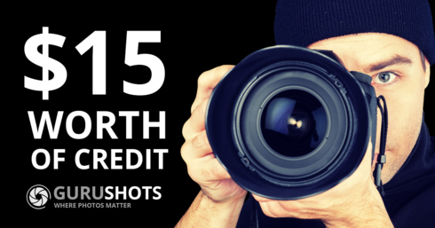 Get $15 worth of gifts on GuruShots!