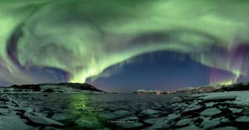 11 Electrifying Auroras and Northern Lights Photos by Frank Olsen