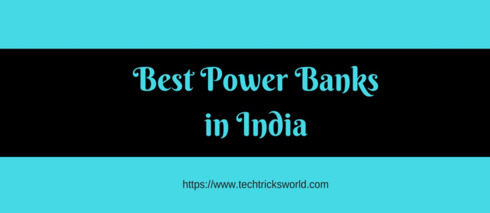 10 Best Power Banks in India