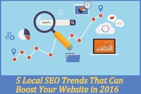Top 5 Local SEO Trends That Can Boost Your Website in 2016