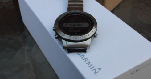 Garmin releases its first luxury smartwatch, the FenixChronos