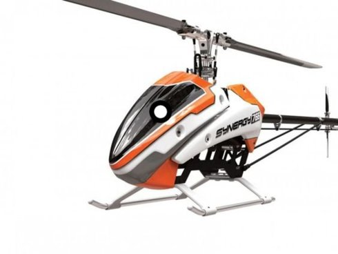 Helicopter RC by Mark Maxwell