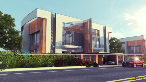 We are The Cheesy Animation Factory Specialist In 3D Archite... via Vittoria Dmowska