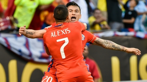 Copa America: Must-see images from Colombia vs. Chile