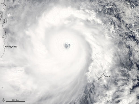 'Little Doubt' Typhoons Have Become More Intense, Study Finds