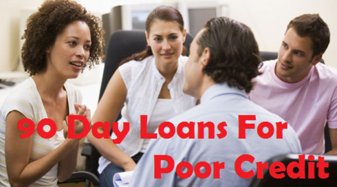 Important Points To Consider About 90 Day Loans For Poor Credit Before Making Borrowing Decision!