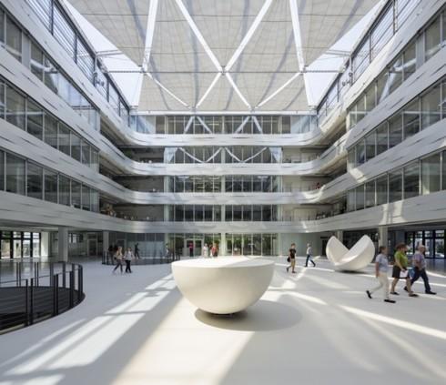 Institute of Mathematics - University of Karlsruhe / Ingenhoven Architects