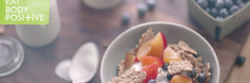 Eat positive with FITNESS! | Nestlé FITNESS®