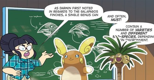 The Truth About Pokemon's New 'Alola Forms'