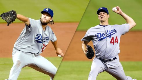 Can Clayton Kershaw and Rich Hill get where Kershaw-Greinke duo couldn't?