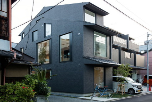 Kyoto Residence / EXH Design + Anoffice