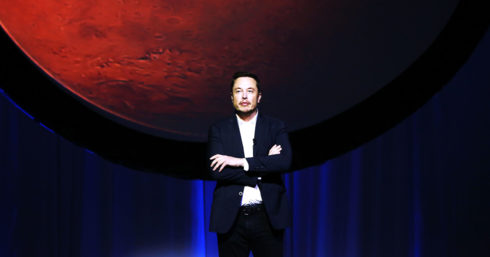 Elon Musk Announces His Plan to Colonize Mars and Save Us All