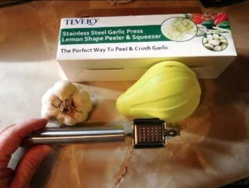 No more hard work over hand-chopping and mincing garlic, let... via michael jones