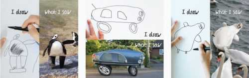 Look: Dad Amazingly Turns His Son's Drawings into Reality! - Lifestyle in the Sun
