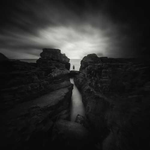 Yucel Basoglu's Haunting Black And White Landscape Photos