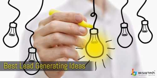 Which are the best lead generating ideas for enhancing conversion rate of your website ?