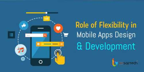 How flexibility has important role in mobile app development ?