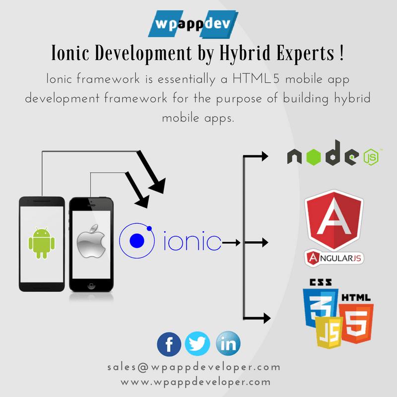 What is Ionic #framework #app #development ? https://goo.gl/... via WAD