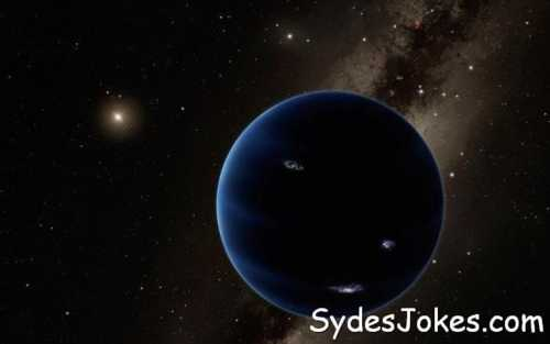Mysterious 'Ninth Planet' may have caused entire solar system to tilt
