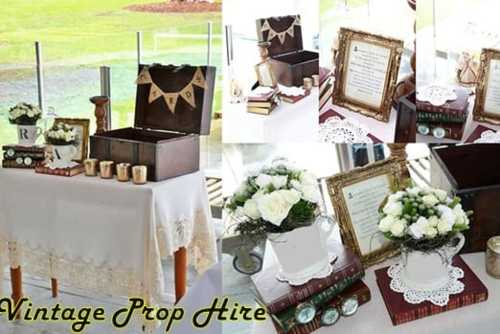Vintage Prop Hire | Hire Catering Equipment