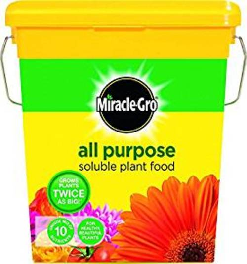 All Purpose Soluble Plant Food via Henry Thorne