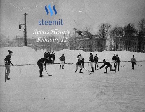 #Ice #Hockey  in #Sports #History Today: via Uwe Lang