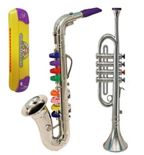 Kids Musical Instruments via michael jones