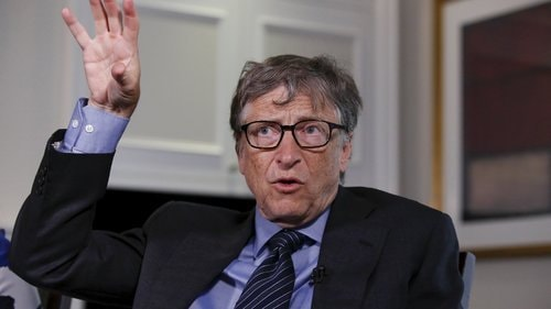 Bill Gates reveals unexprected breaktrough