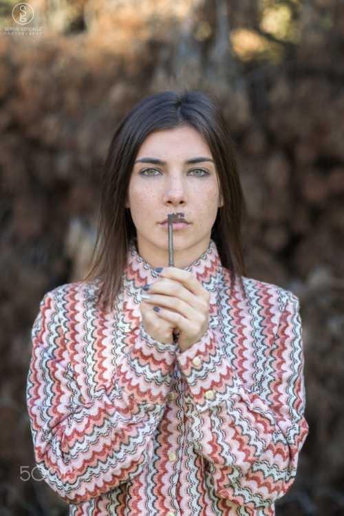 Model: Selena Mariana