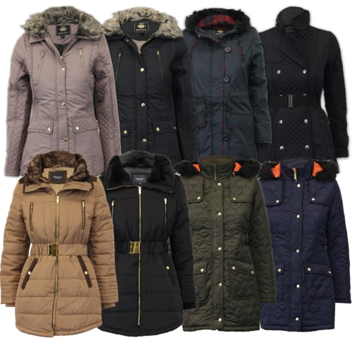 Parka is the form of jacket which is available in different ... via Rebs Katten