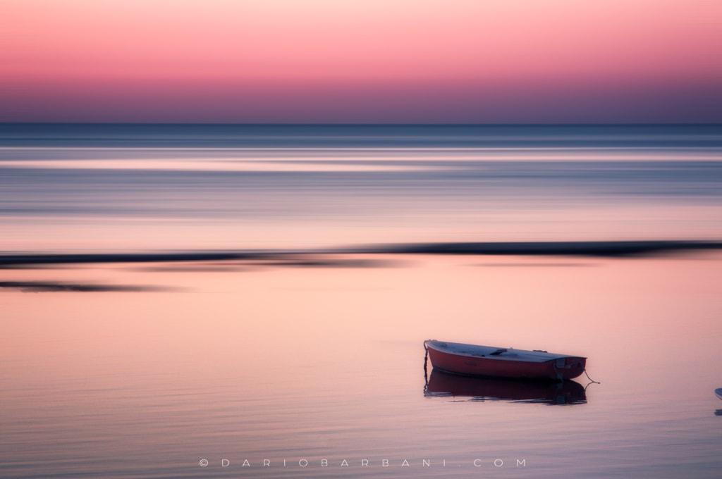 Smooth Sunset via Dario Barbani