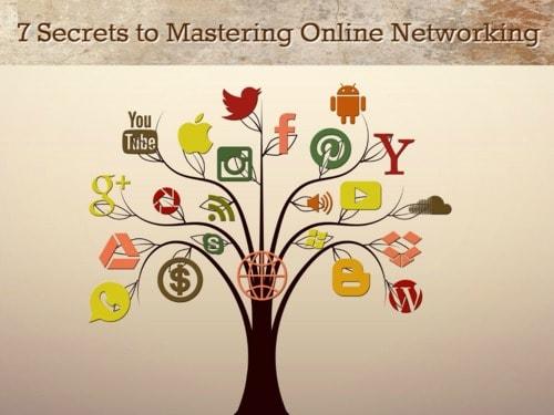 7 Secrets to Mastering Online Networking ➼  by  AaronOrendor... via ErenMckay