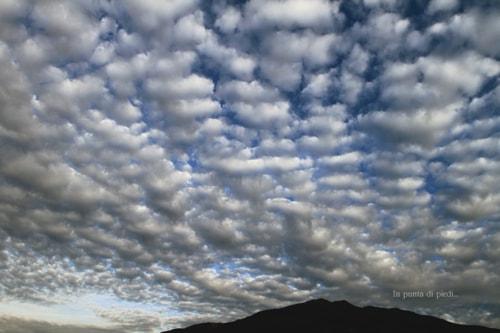 Il Cielo non racconta mai la stessa storia... via Troise Carmine - Washi