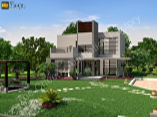 3D Architectural Rendering in india via Vittoria Dmowska